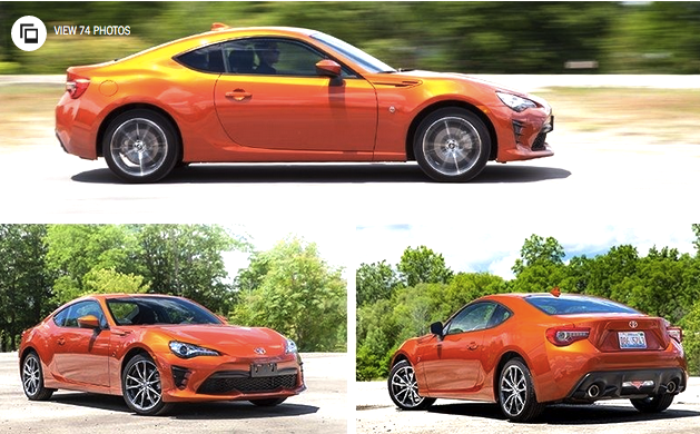 2018 Toyota 86 Automatic Review