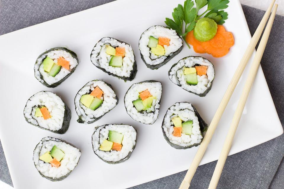 Lubisz Sushi?