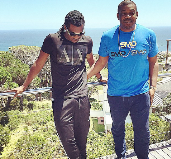 psquare don jazzy south africa