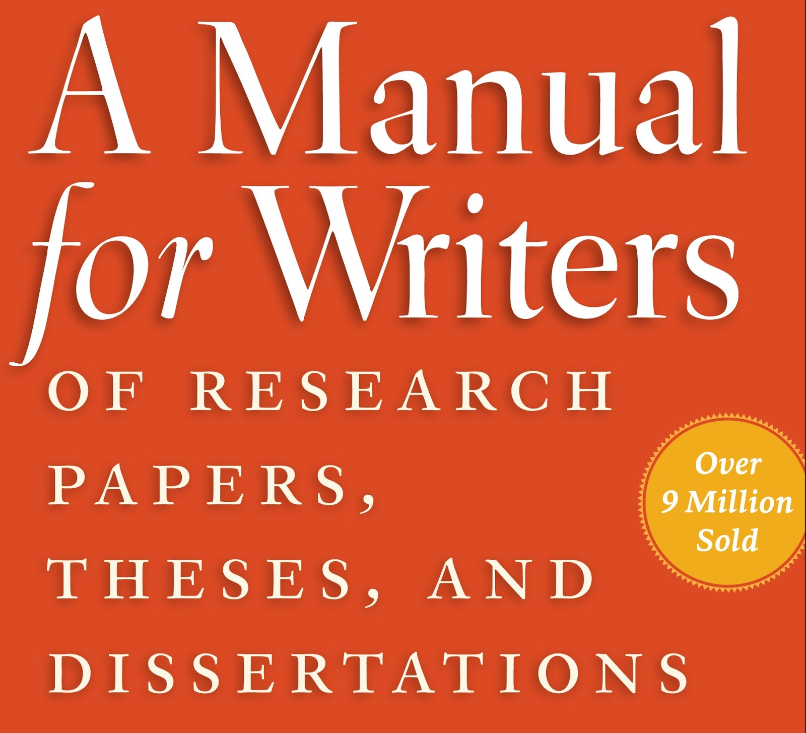 Thesis and Dissertation Manual