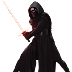 PNG Kylo Ren (Star Wars)