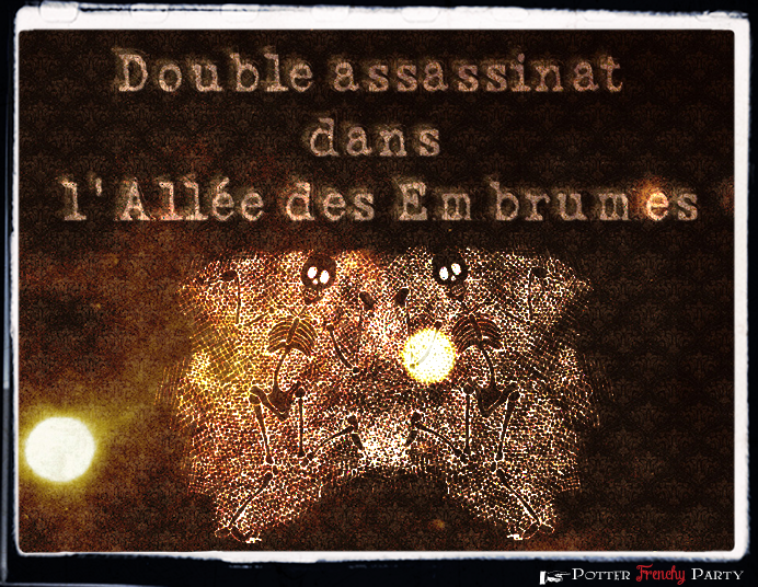 Gut gemocht Activité : murder party Harry Potter - soirée enquête à Poudlard BE65