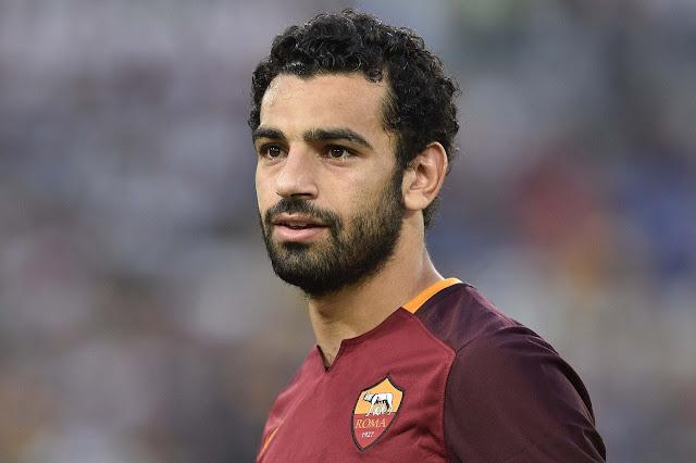 محمد صلاح , افضل لاعب, محمد صلاح يحرز هاتريك