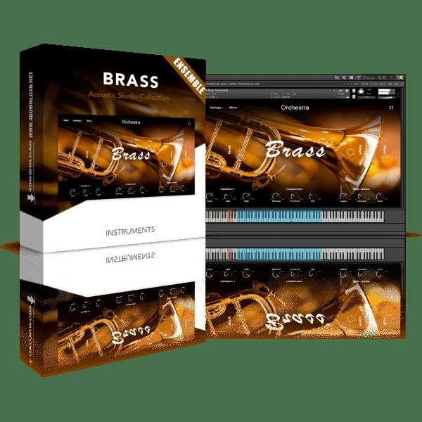 Muze Brass Ensemble KONTAKT Library