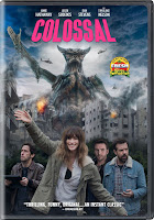 Colossal (2017) Poster