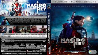 The Kid Who Would Be King - NACIDO PARA SER REY [ DVD 4K-UHD ]CARATULA