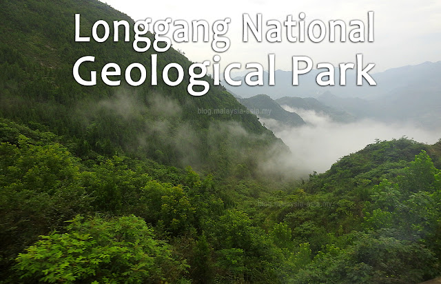 Longgang National Geological Park