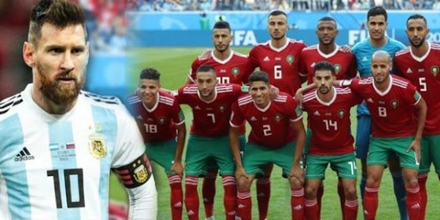 الجامعة الملكية المغربية لكرة القدم مستعدة لدفع 462 ألف يورو لتحفيز ميسي على اللعب ضد المنتحب المغربي