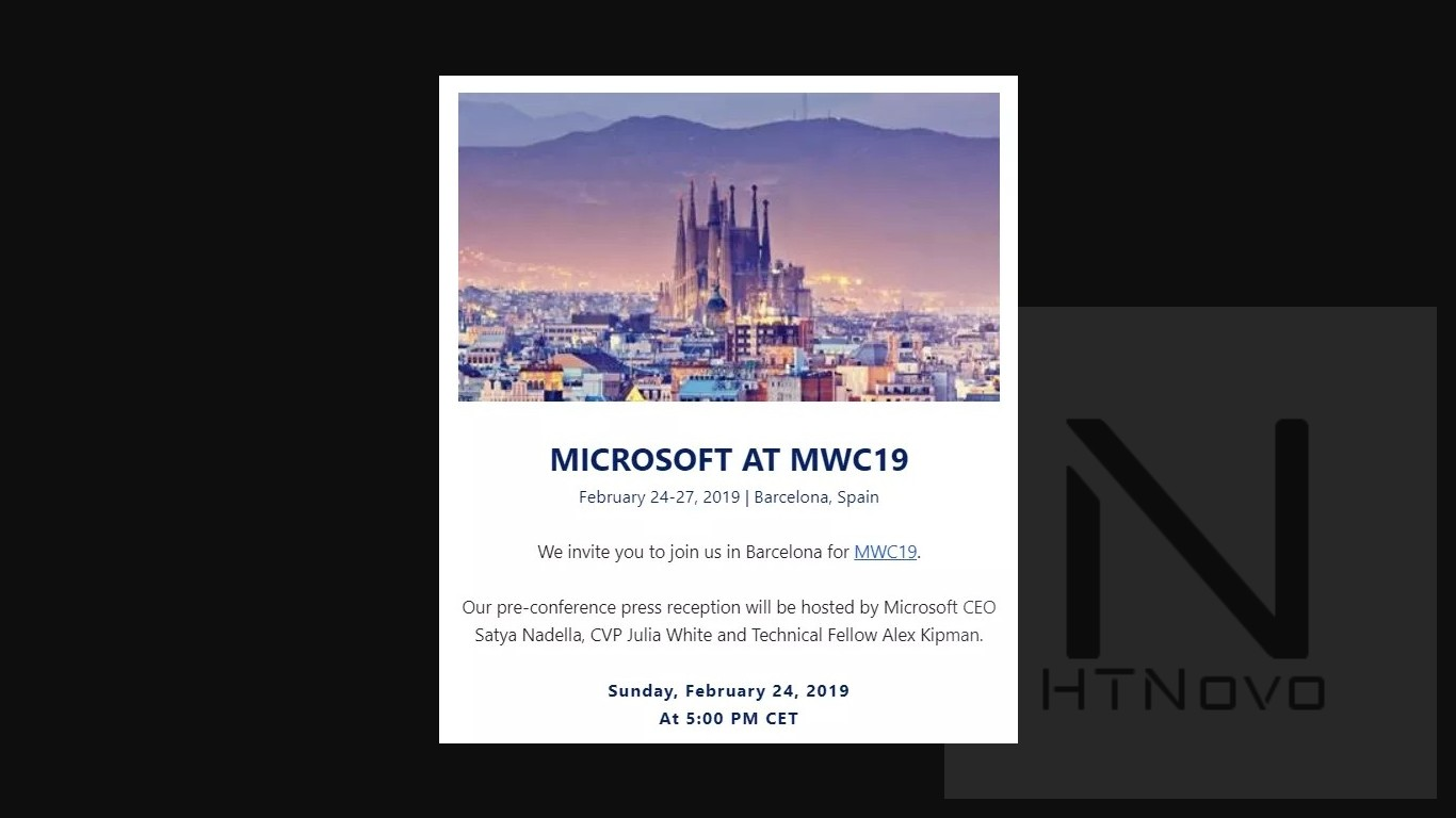 Microsoft-Mobile-World-Congress-2019-Barcellona