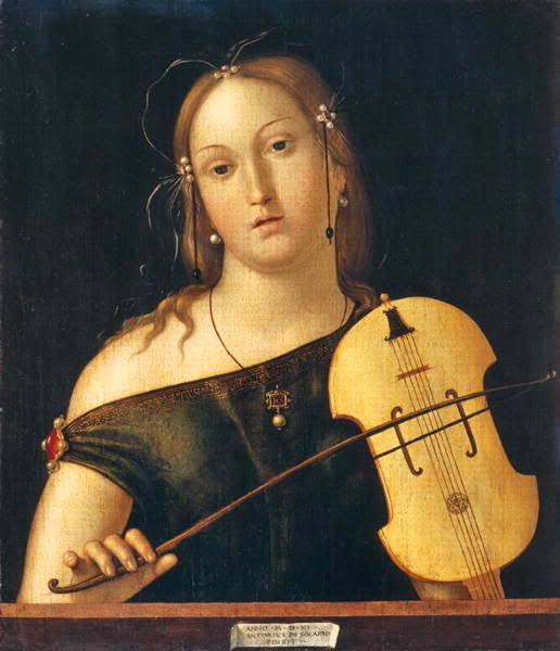 It's About Time: 1500s Music by Italian Andrea Solario