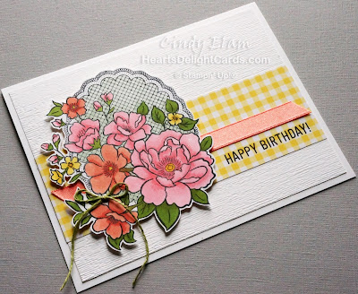 Heart's Delight Cards, Lovely Lattice, Sale-A-Bration 2019, Sneak Peek, Occasions 2019, Stampin' Up!