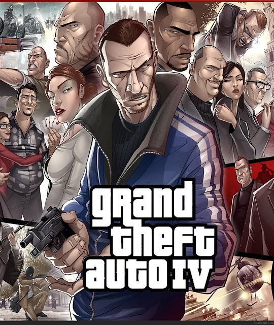 Detonado - Grand Theft Auto IV