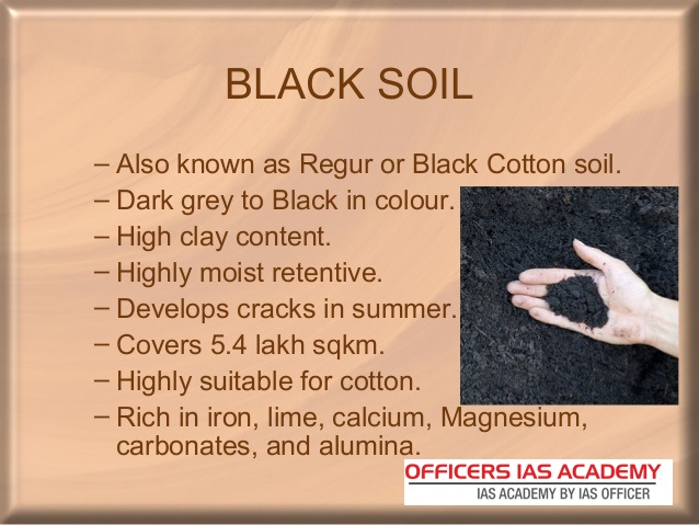 Ias preparation simplified like never before major soil for 5 different types of soil