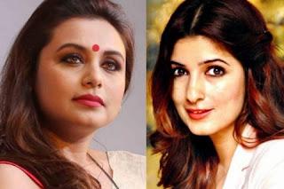 Twinkle Khanna says I made Rani Mukherjee's career.