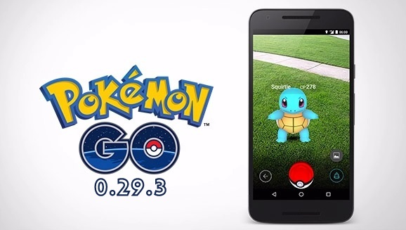 Pokemon GO V0.29.3 APK to Download with Improved Speed For All Android Users
