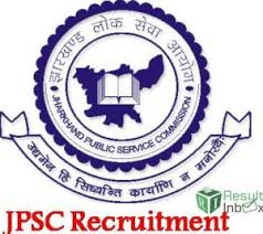 Recruitment Jharkhand Public Service Commission JPSC Accounts Officer 2017