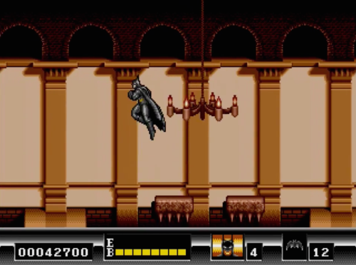 Batman Mega Drive