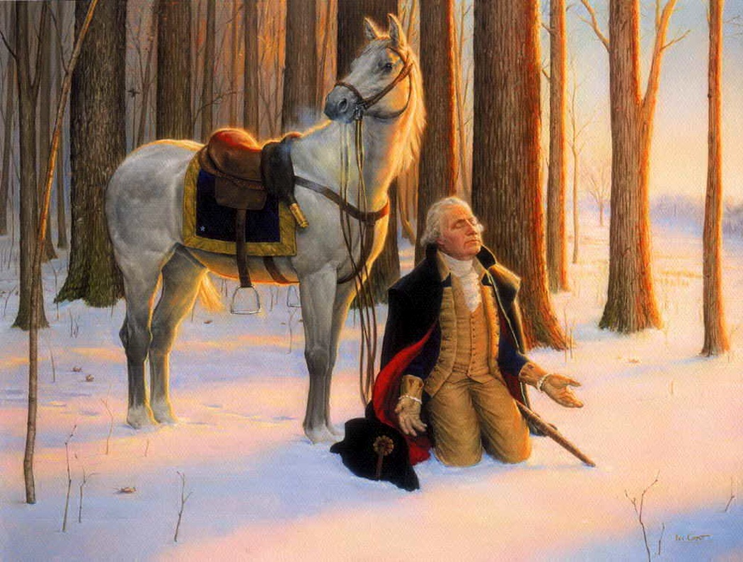 Image result for george washington valley forge