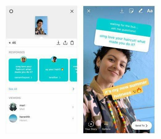 Cara Bikin Posting Pertanyaan di Instagram Stories 2