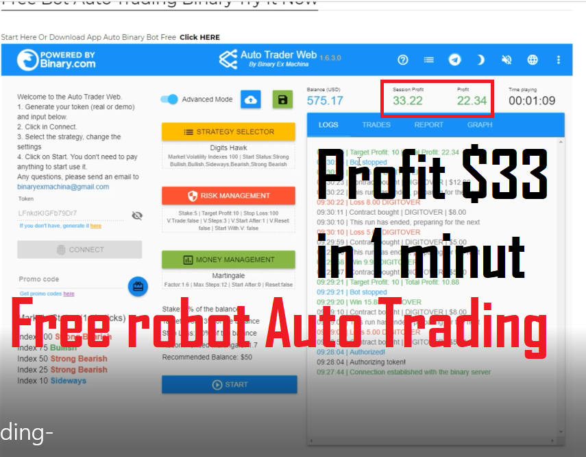 Best binary auto trader 2019