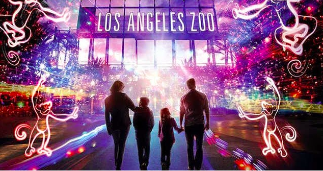 La Zoo Lights Discount Tickets
