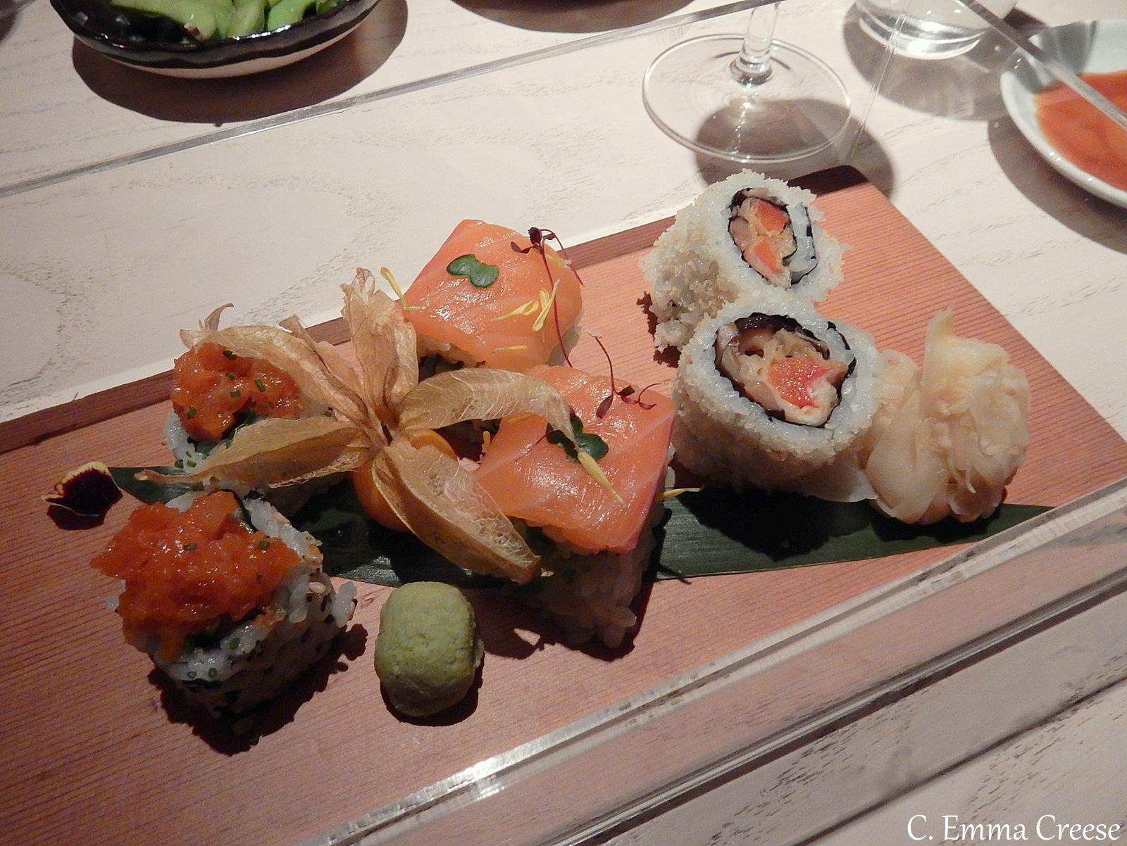 Sake No Hana, Mayfair, restaurant review