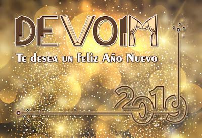 Feliz Año Nuevo 2019 Devoim