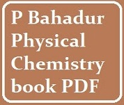 P.BAHADUR NUMERICAL PROBLEMS IN PHYSICAL CHEMISTRY PDF download