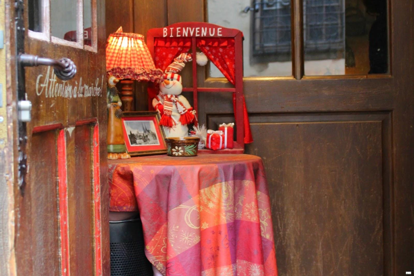 Strasbourg Restaurant Place Saint Thomas