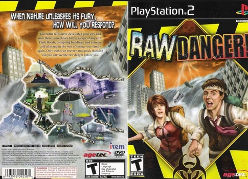 Download Raw Danger ISO Ps2