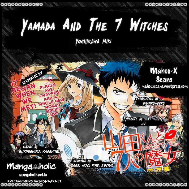 Yamada-kun to 7-nin no Majo 16