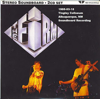The Firm - 1985-03-18 - Albuquerque, NM (SBD)