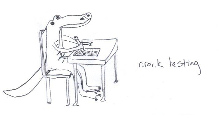 b2: crock-testing