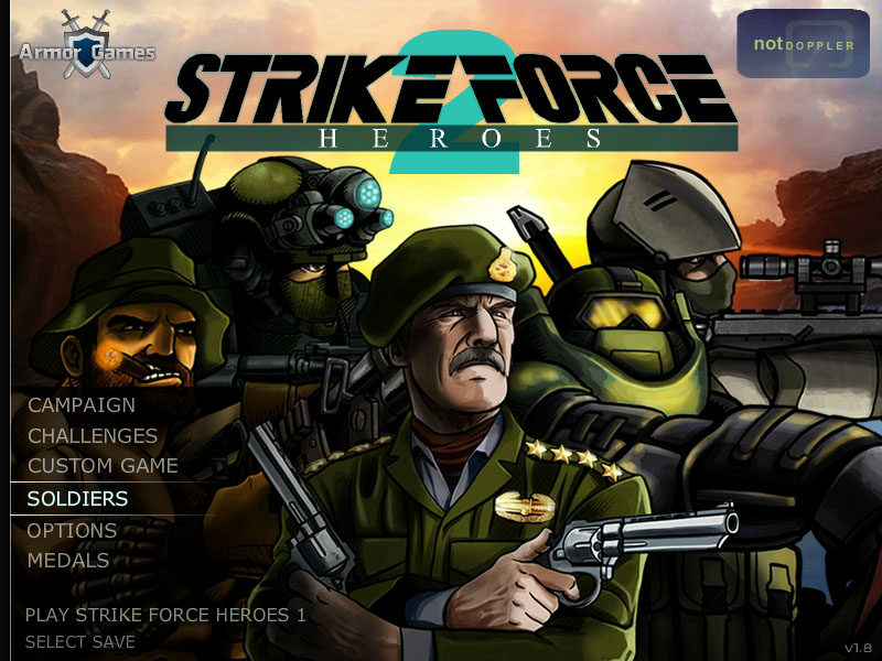 Strike Force Heros 2