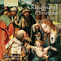 A Renaissance Christmas - The Sixteen, Harry Christophers