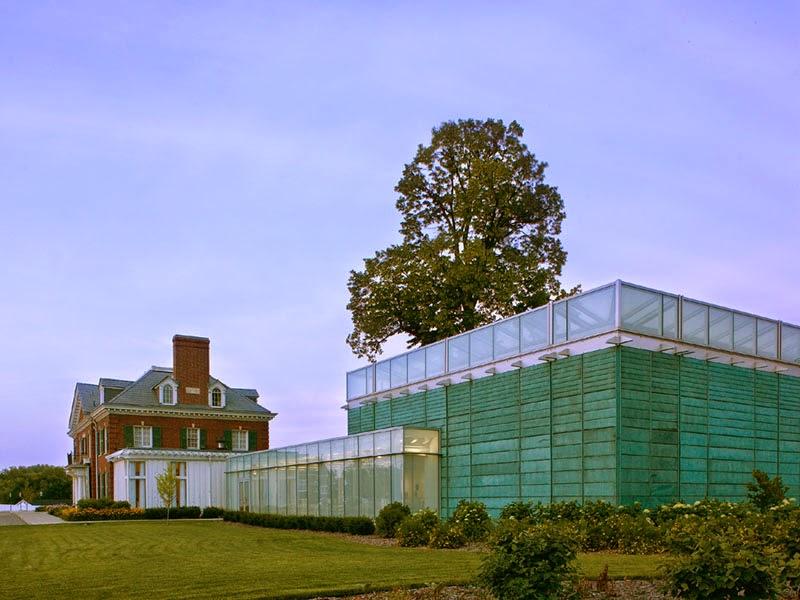 Saginaw Art Museum In Michigan By Platt Byard Dovell White Architects