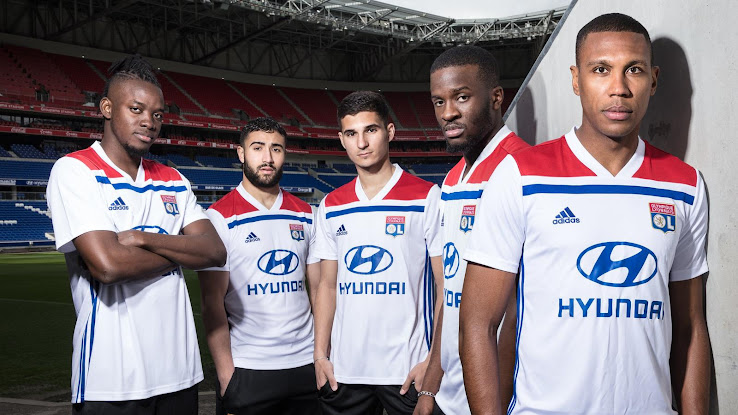 check out 851da 33372 Olympique Lyon 18-19 Home & Away Kit Released - Leaked ...