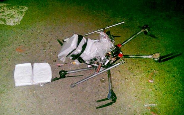 """La nueva modalidad del narco drones """"crimen a control remoto"""""""