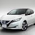 Nissan confirma que el vehículo 100% eléctrico Nissan LEAF llega a América Latina