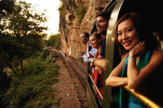 In viaggio sull' Eastern & Oriental Express da Singapore a Bangkok
