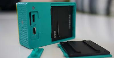 Spesifikasi Action Cam Xiaomi Yi - OmahDrones