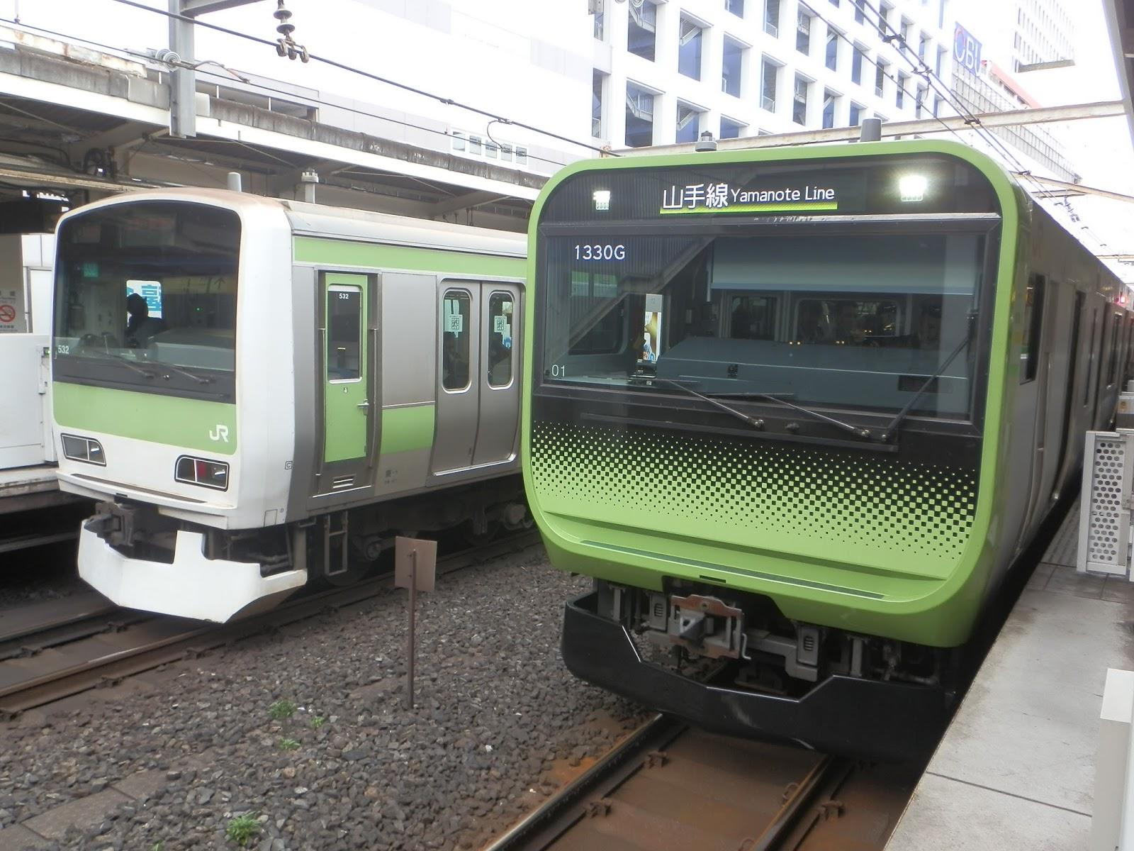 小田急沿線住み鉄道ファン日記: 【速報】東日本旅客鉄道E235系量産車の ...