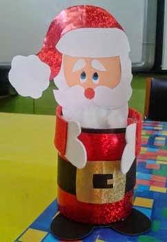 dulcero Papá Noel