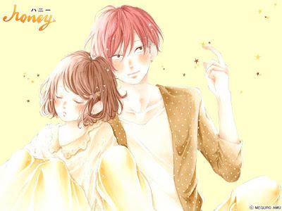 Meguro Amu - Honey