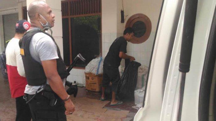 BREAKING NEWS!!! BNN Gerebek Gudang Diduga Pabrik PCC di Semarang, MANTAP