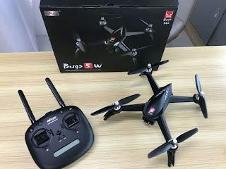 Hp untuk drone mjx b5w