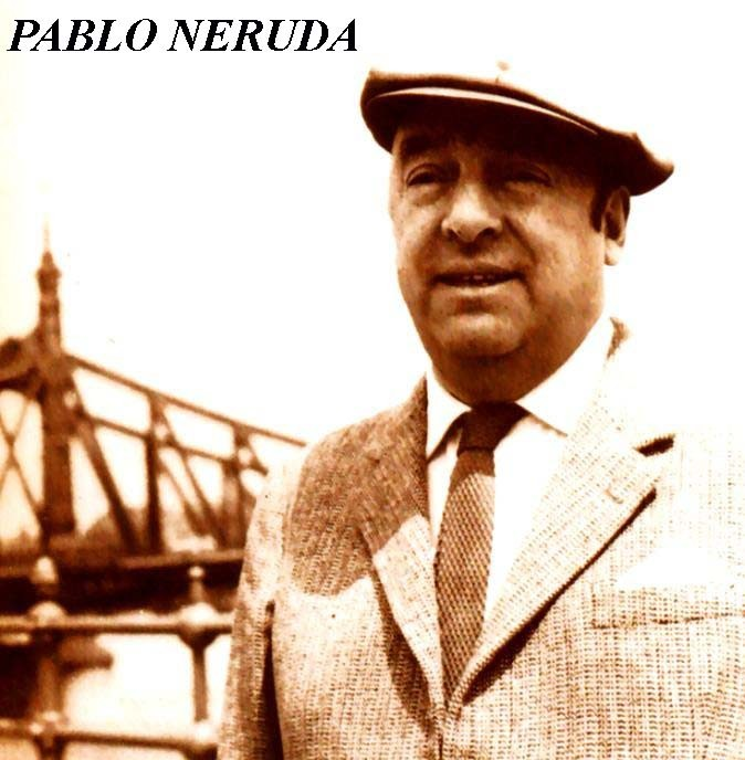 Poema 15 - Pablo Neruda (1904-1973)
