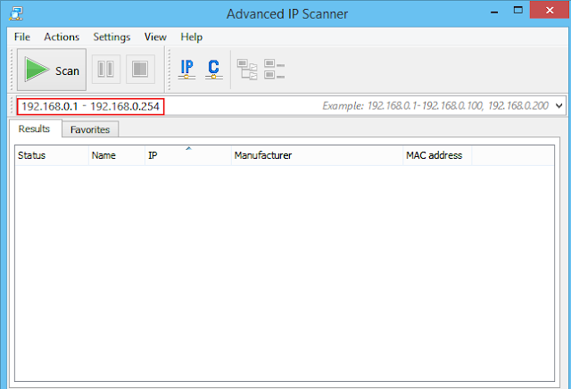 Advance IP Scanner 2.4.3021 Free Download