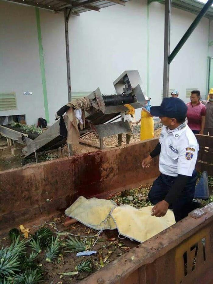 Karyawan PT NTF Tewas Tergiling Mesin Packing
