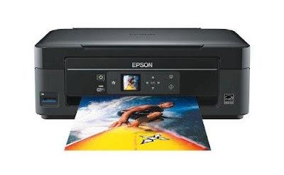 Epson Stylus SX430W Driver Download